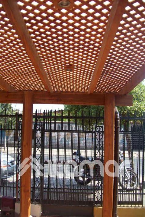 cobertizo para quincho pergolas quinchos terrazas cobertizos en madera roble