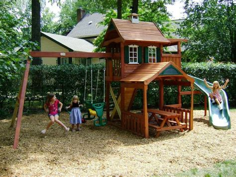 best 25 outdoor playset ideas on play sets