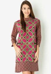 Dermona Batik Peplum Mini Dress 1000 images about batik tenun songket ikat on