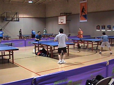 Alameda Table Tennis by Photos