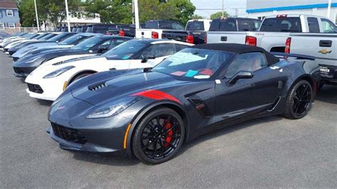 kerbeck corvettes gallery the new 2017 corvette grand sports arrived