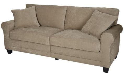 ual sofa serta rta copenhagen collection 78 quot sofa in marzipan
