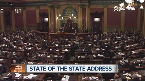 Michigan Address Lookup Michigan State Of The State Address 2015