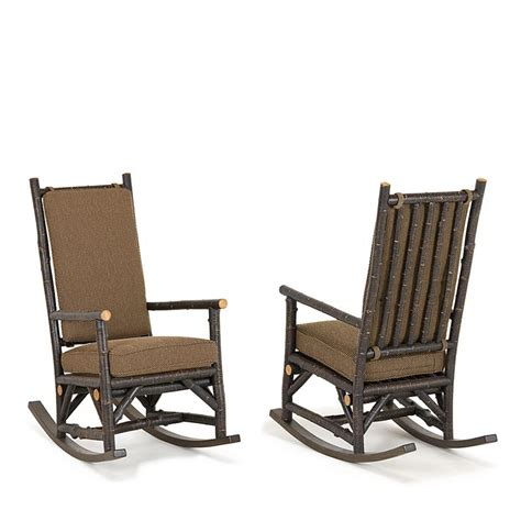 rustic rocking chair pads 17 best images about rustic chairs seating by la lune