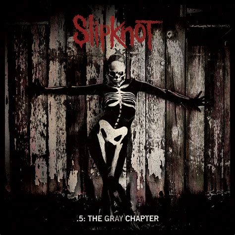 Cd Slipknot 5 The Gray Chapter slipknot 5 the gray chapter records lps vinyl and cds