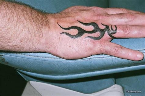 nice tattoo for hand tribal tattoos and designs page 183