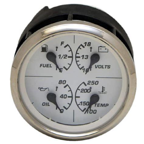 faria boat gauges faria boat multi function gauge gfc501a larson 2266 c501