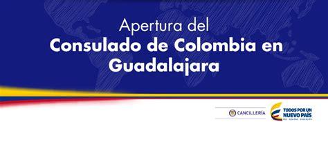 acerca consulado guadalajara mexico consulado acerca consulado abren centro de