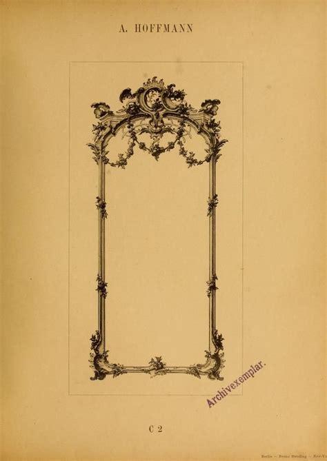 schemel vintage 1632 best design frames images on digital
