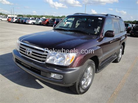 2005 toyota land cruiser for sale toyota land cruiser 2005 for sale in lahore pakwheels