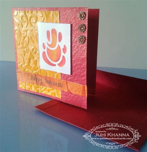 Handmade Diwali Greeting Cards - 38 best cards images on diwali cards handmade