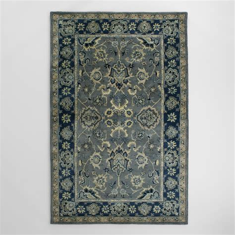 Petra Agra Tufted Wool Area Rug World Market World Market Area Rugs
