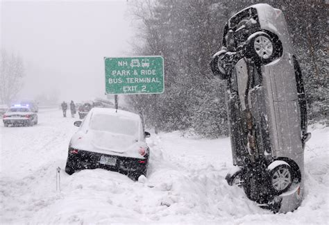 Worst Blizzards Ever How To Be A Good Driver The Rules Of Driving Through