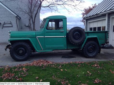 1961 Willys Jeep Truck Photo6