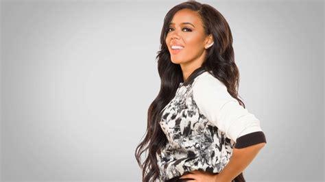 Anela Lyne Comform growing up hip hop angela simmons we tv