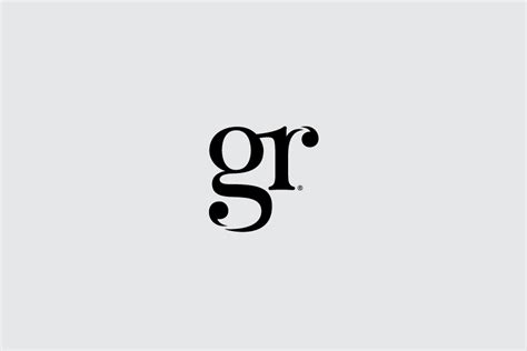 design logo gr new logo and brand identity for gr communications by