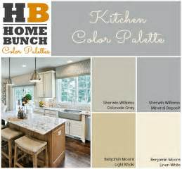 ordinary Kitchen Colour Schemes With White Cabinets #6: Kitchen-Color-Palette.-Sherwin-Williams-Colonade-gray-Sherwin-Williams-Mineral-Deposite.-Benjamin-Moore-Light-Khaki.-Benjamin-Moore-Linen-White.-ColorPalette-ColorScheme-Kitchen.jpg