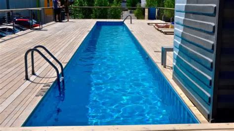 seecontainer pool shipping container pools cost