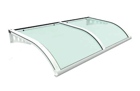 tettoia moderna pensilina in alluminio linea moderna bologna