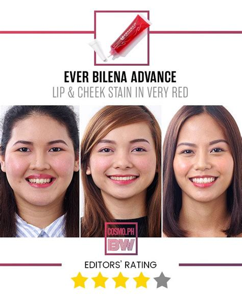 Lip Cheek Tint wars lip and cheek tints edition cosmo ph