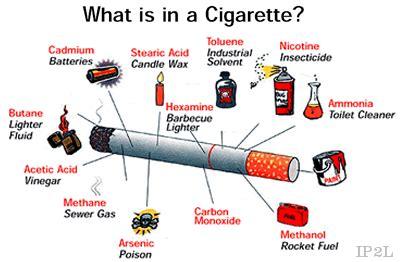 Whats A - what s in a cigarette cigarettes kill