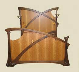 Antique Finish Bedroom Furniture Art Nouveau Furniture By William Doub