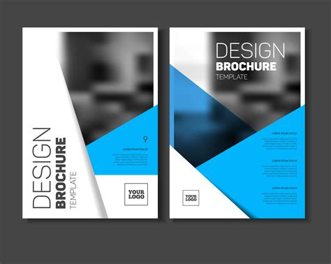 template brochure design brochure template brochure templates creative market
