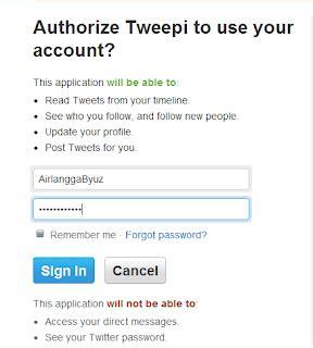 cara unfollow following twitter secara massal cara unfollow secara massal di twitter genoong trik