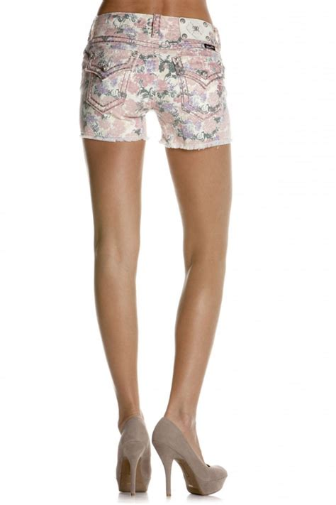 pattern for jeans shorts miss me jeans has amazing new patterns colors shorts