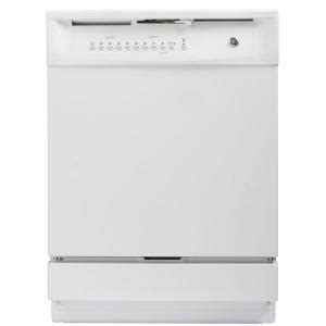 Home Depot Dishwashers by Ge Front Dishwasher In White Gsd4000dww The Home
