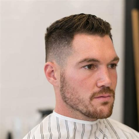 Crew Cut Hairstyle by 45 Attractive Crew Cut Hairstyles 2018 Trendy Highlights