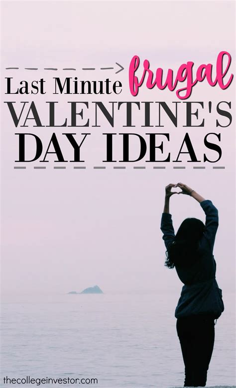 Last Minute Valentines Specials by 12 Last Minute Budget Friendly S Day Ideas