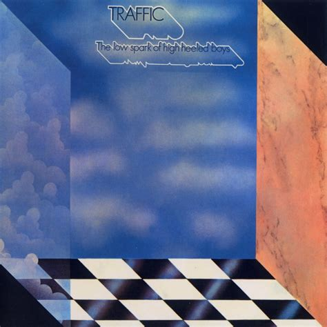 Kaos Traffic The Low Spark Of High Heeled Boys Gs41 Oblong Distro traffic album by album thread page 29 steve hoffman