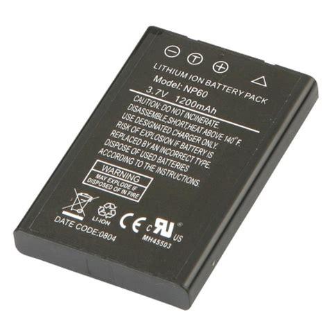Baterai Hp Samsung 2 baterai casio creative fujifilm hp kodak olympus panasonic pentax ricoh samsung sony yaesu np 60
