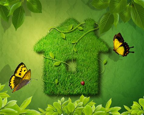 going green in your home picturespool earthday wallpapers quotes