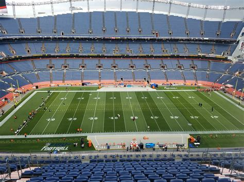 section 509 a 1 sports authority field section 509 rateyourseats com