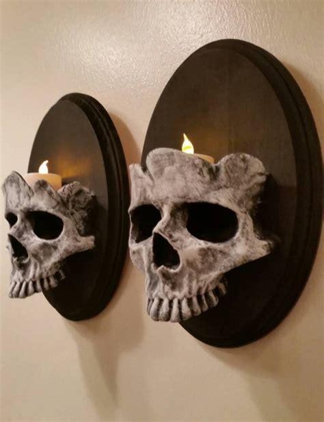 Skull Lights by Skull Wall Sconces