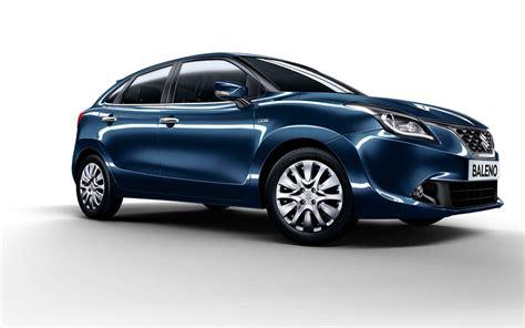Maruti Suzuki Baleno Price Maruti Suzuki Baleno Launched Prices Start At Rs 4 99