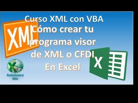 crear archivos csv excel json y xml con php uno de piera convertir factura electronica xml pdf cfdi a excel