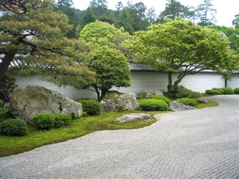 Japanese Zen Garden Design Photograph Zen Gardens Japan Rock Garden Zen
