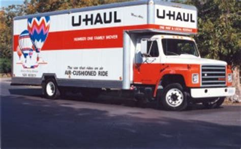 P Tdr 185 17 U Black the evolution of u haul trucks my u haul storymy u haul