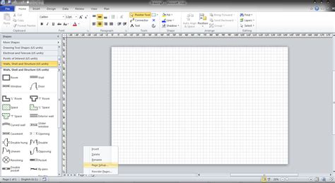 visio 2010 page setup speedy pc support changing the scale in visio 2010