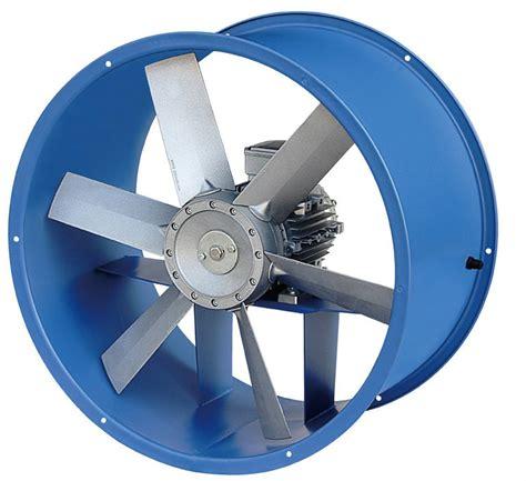 exhaust fan for smoking room high temperature fire smoke exhaust fan axial flow fan