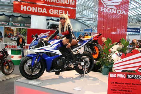 Honda Grell Gebrauchtmotorrad by Messe Linz 2007 Event