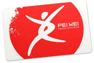 Can I Use Pei Wei Gift Card At Pf Changs - free gift cards credits