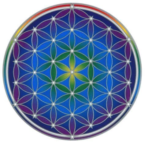 DG DIFFUSION :: Produits :: :: Autocollant Attrape Soleil : Fleur de Vie   Flower of Life Mandala