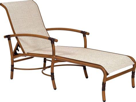 sling aluminum chaise lounge woodard glade isle sling aluminum adjustable chaise lounge
