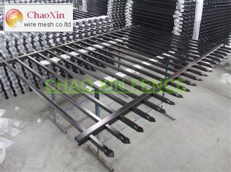 stainless steel security fencing steel security fencing security fencing anping chaoxin