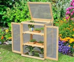 mini serra da giardino idee originali per il giardino e il giardinaggio