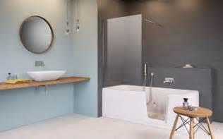 badewanne mit einstieg fishzero badewanne mit dusche und einstieg